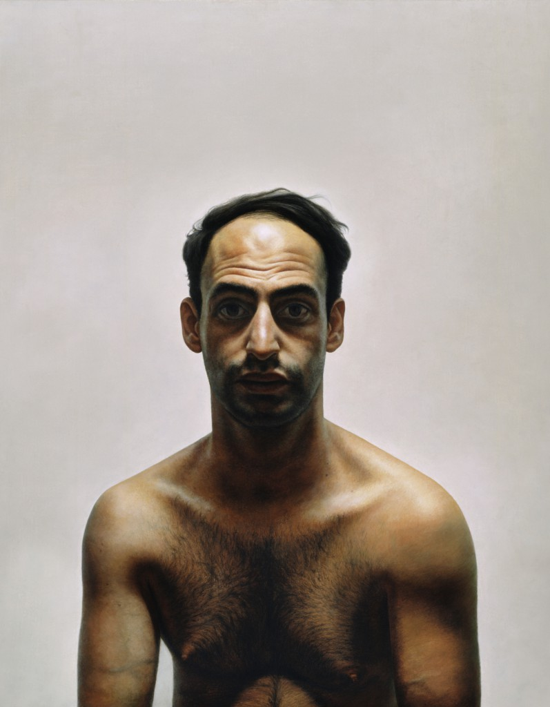 Craig II | 32 x 25 inches | oil on panel