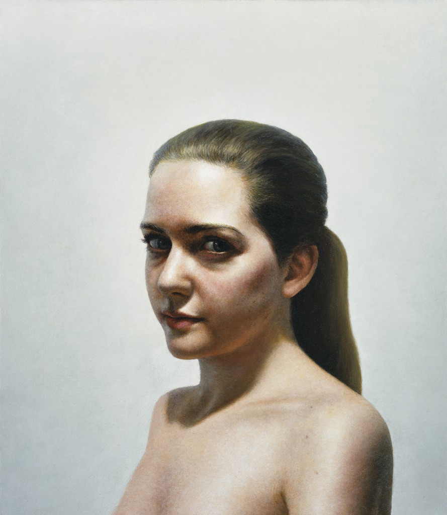 Miranda X | 13 x 11.25 inches | oil on panel