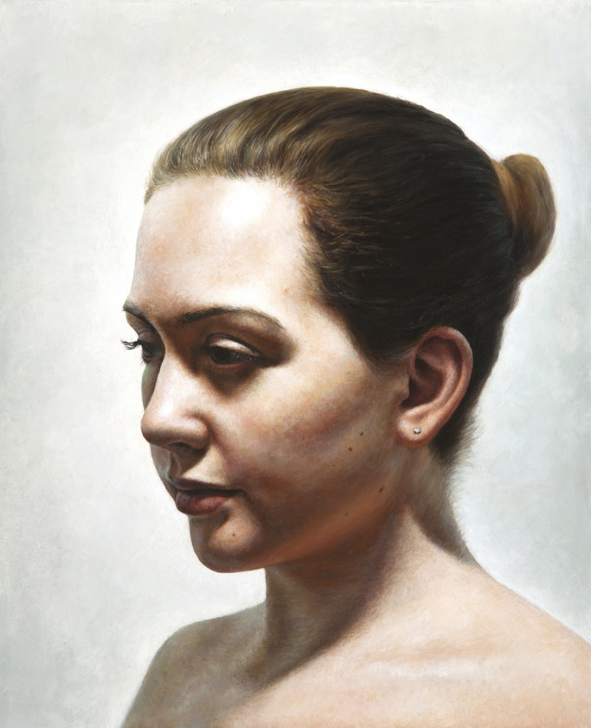 Miranda XII | 15 x 10 inches | oil on panel