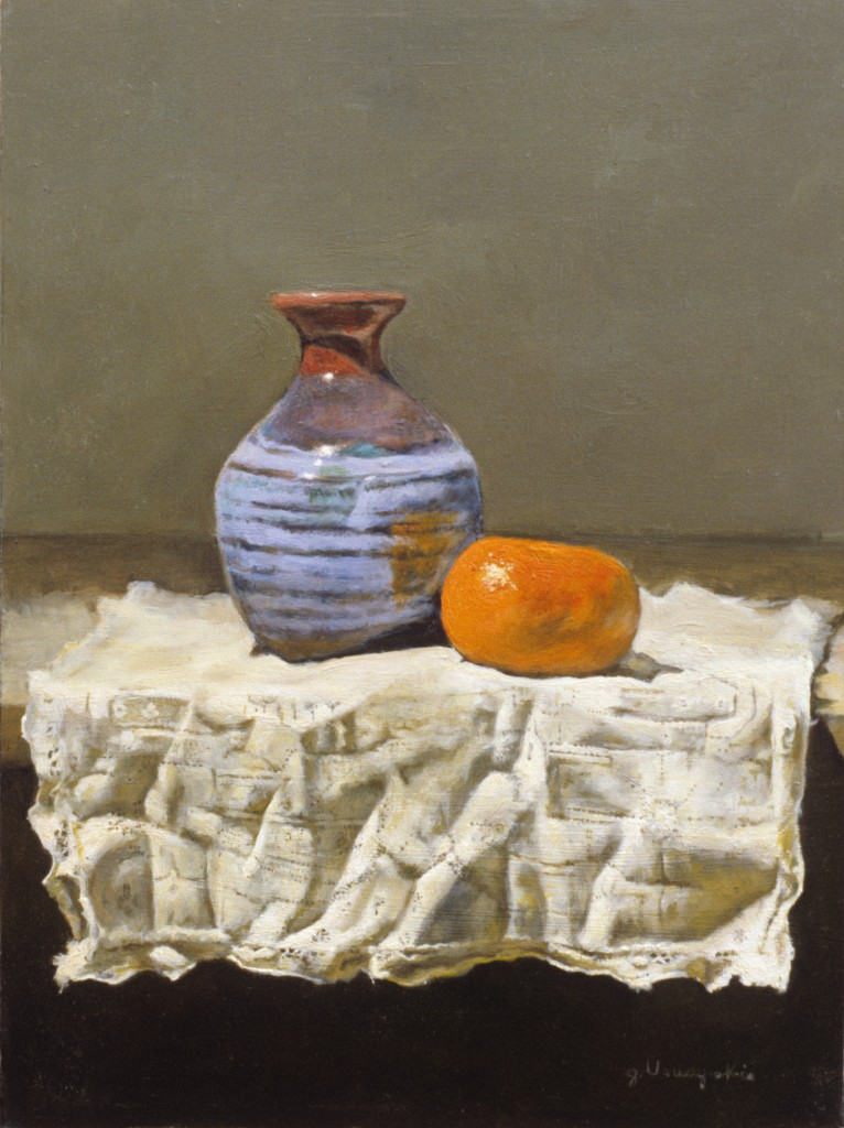 Still Life V | 14 x 11 inches | oil on board
