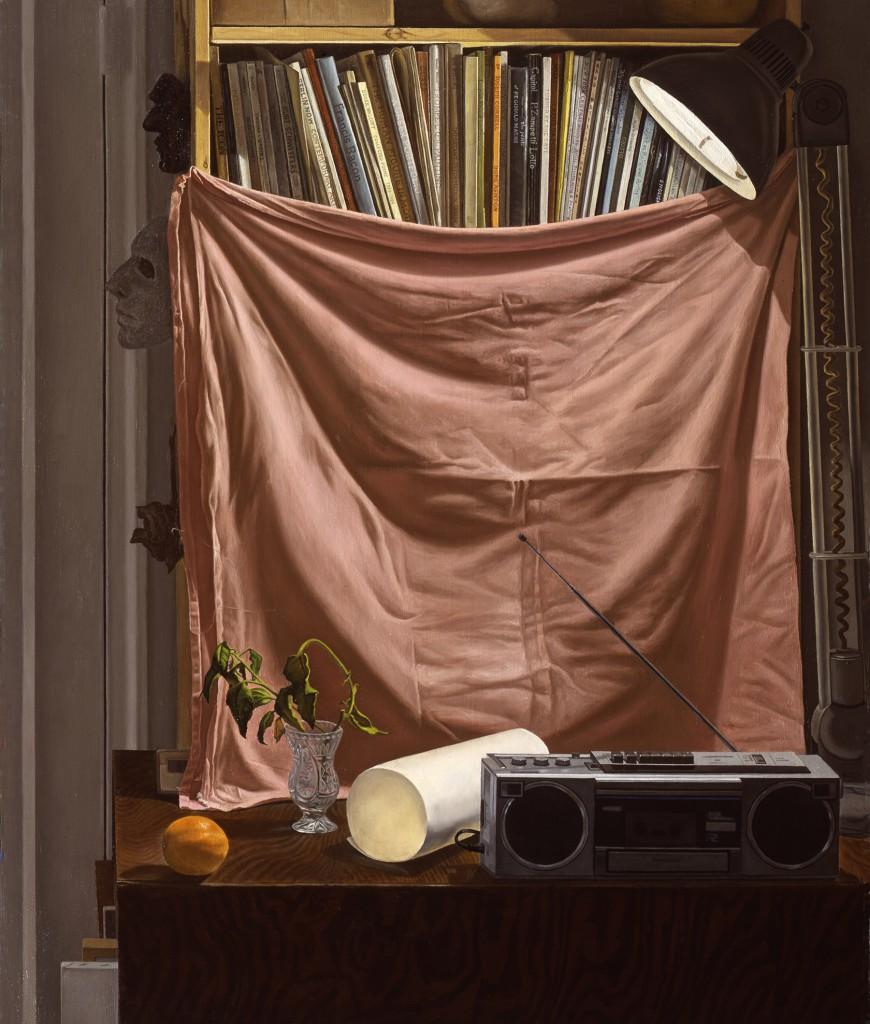 Studio Still Life II | 42 x 36 inches | oil on canvas