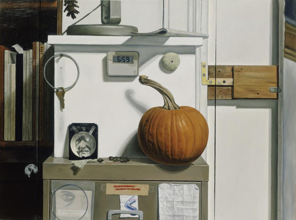 Studio Still Life III | 24 x 30 inches | oil on panel